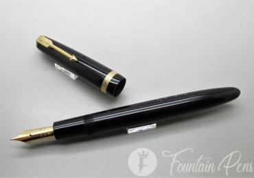 Pluma Estilográfica Fountain Pen Parker Duofold MAXIMA Francia
