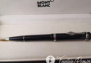 Montblanc Agatha Chritie writers Edition limited Ballpoint Pen bolígrafo