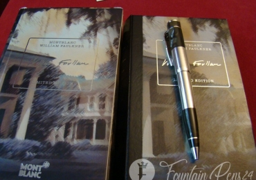 Montblanc Limited Edition William Faulkner fountain pen
