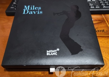 Montblanc For Miles Davis Box