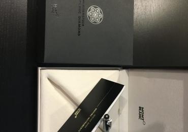 Montblanc Diamond leGrand Ballpoint Pen