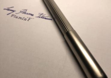 Pluma estilográfica Lamy Persona Tiranim Fountain Pen