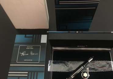 Montblanc Fountain pen writers edition Thomas Mann