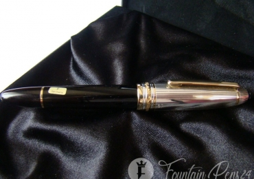 Montblanc Meisterstuck solitaire doue Legrand 925 Silver Sterling 1461 Fountain Pen