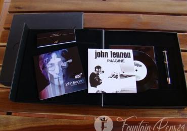 MONTBLANC JOHN LENNON SPECIAL EDITION FOUNTAIN PEN
