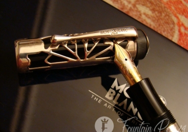 SOLD  !!!     MONTBLANC Octavian Limited Edition Patron of Art Series Fountain Pen