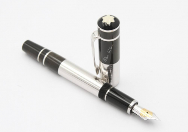 FOUNTAIN PEN MONTBLANC WILLIAN FAULKNER LIMITED EDITION WRITERS