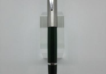 ESTILOGRÁFICA INOXCROM 55 VERDE PLUMA M