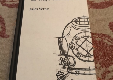 Montblanc Writers Edition Jules Verne Book