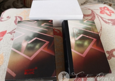 Montblanc Writers Edition Franz Kafka Box Only Solo Caja