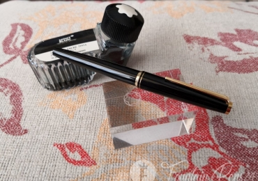 Montblanc Classic w-Germany Fountain Pen Vintage Not Used