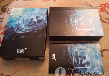Montblanc JULES Julio VERNE Only Box Solo Caja