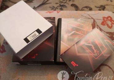 MONTBLANC FRANZ KAFKA Only Box Solo Caja