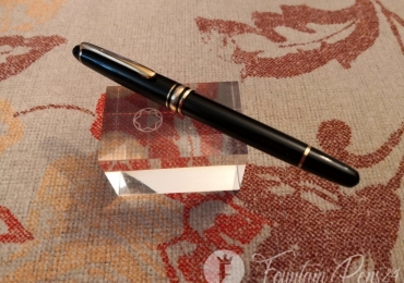 Montblanc meisterstuck classique 144 fountain pen estilográfica