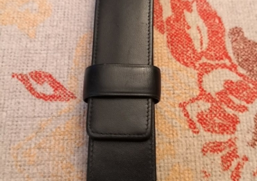 Montblanc Pencase leather