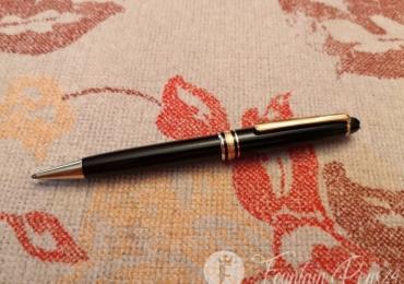Montblanc Meisterstück classique Ballpoint Pen Bolígrafo