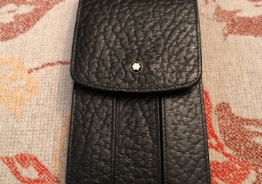 Montblanc Pen Case for 3 Pens