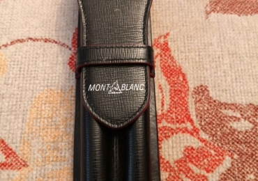 Montblanc Pen Case for 2 Pens
