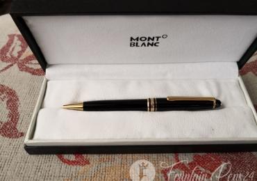 Montblanc Meisterstück classique Gold & Black Ballpoint Pen Bolígrafo