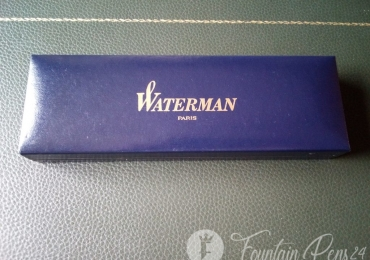 Waterman Élégance Ivory Gt pluma 18 kt F