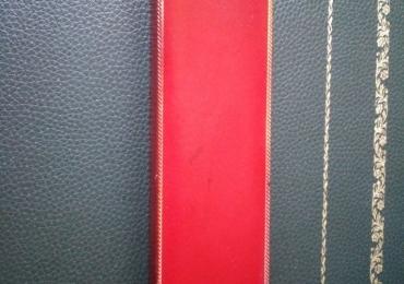 DUPONT (s.t.) MONTPARNASSE XL LACQUE DE CHINE pluma 18kt F