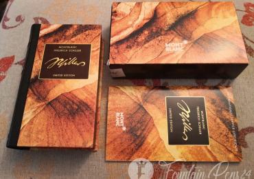 Montblanc Friedrich Schiller Box only Caja
