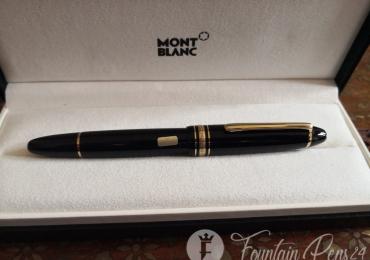 Montblanc Meisterstück 146 LeGrand monotone nib gold vintage fountain pen estilográfica