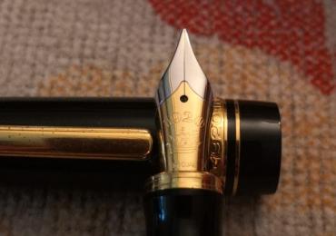 SOLD   .  Caravel 1920 fountain pen estilográfica