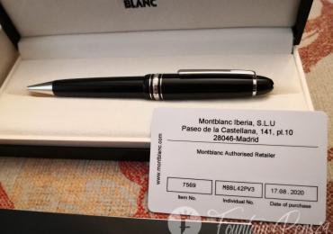 Montblanc Meisterstück Legrand platinum Ballpoint Pen bolígrafo