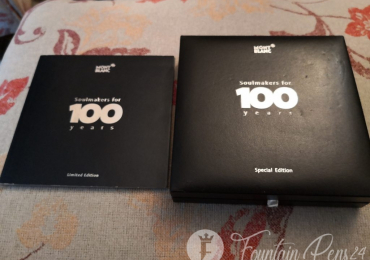 SOLD  !!!  VENDIDO !!     . soulmakers for 100 years special edition BOX