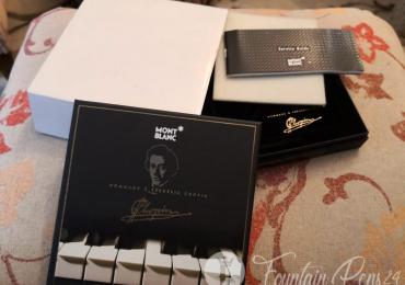 Montblanc meisterstuck Homage a Frédéric Chopin BOX