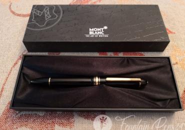 MONTBLANC MEISTERSTÜCK LEGRAND 146 NIB F Gold 14k Fountain Pen Estilográfica