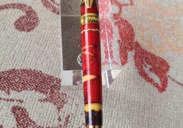Waterman edition Leonardo da Vinci Red Ballpoint Pen bolígrafo