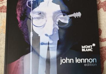 Montblanc Edition John Lennon Brochure Booklet Documents Folleto Catálogo Papers Garanty