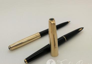 Set de pluma estilográfica y boligrafo Parker 61