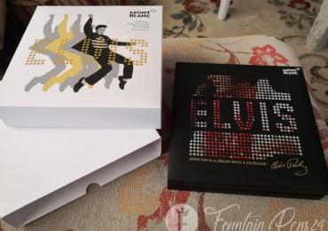 Montblanc Elvis Presley only BOX solo caja