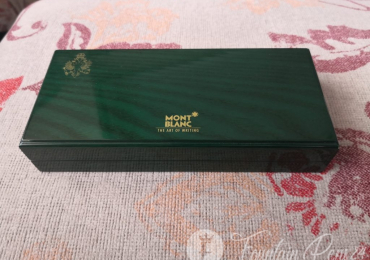 Montblanc Peter I the Great BOX only Caja estuche solo