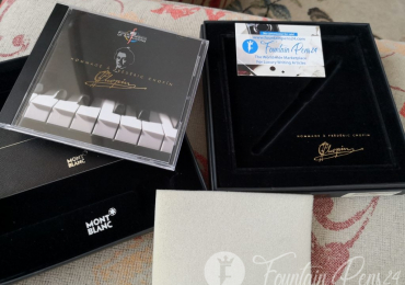 Montblanc Hommage a Frédéric Chopin only Box solo caja