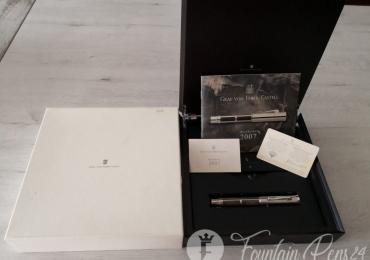 """""""BEST PRICE""""GRAF VON FABER CASTELL YEAR 2007 Fountain Pen Estilográfica Not Used"""