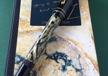 Montblanc Writers Edition 1994 Oscar Wilde fountain pen
