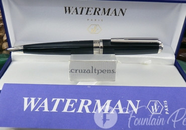 MECHANICAL PENCIL WATERMAN EXCEPTION NEGRO