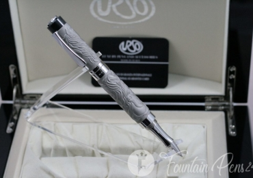 "ROLLERBALL ""HORSE"" URSO LUXURY solid silver 925%° LIMITED EDITION PEN"