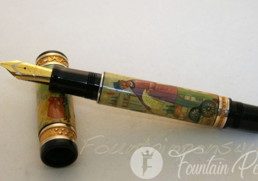 KYNSEY FOUNTAIN PEN FORD LIMITED EDITION 03/10