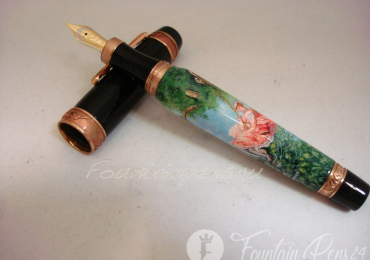 KYNSEY FOUNTAIN PEN THE SWING LIMITED EDITION 2/3
