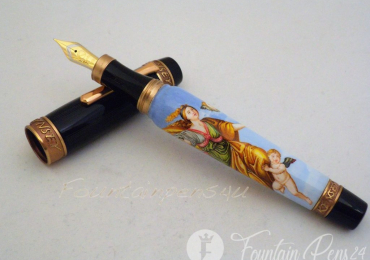 KYNSEY FOUNTAIN PEN MARÍA MAGDALENA LIMITED EDITION 2/3