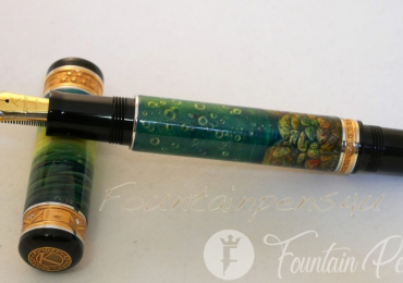 KYNSEY FOUNTAIN PEN WATER LIMITED EDITION 05/10