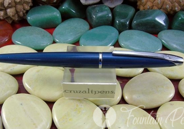 "FOUNTAIN PEN ""CROSS"" ATX AZUL"