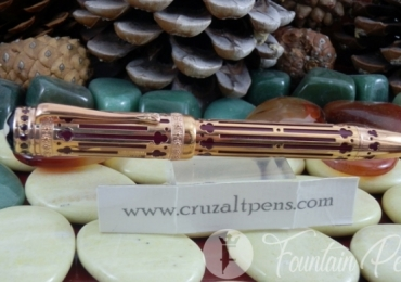 FOUNTAIN PEN MONTBLANC CATHERINE THE GREAT 888