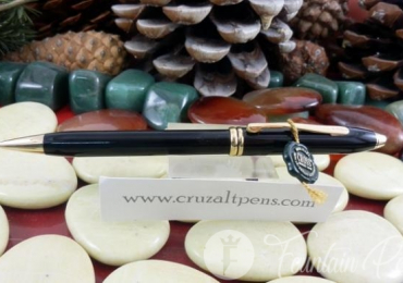 "MECHANICAL PENCIL ""CROSS"" TOWNSEND LACA NEGRA"