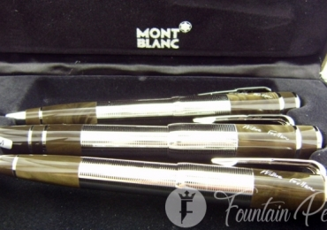 SET MONTBLANC WILLIAM FAULKNER